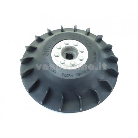 Magneto flywheel lightened pinasco, for electronic ignitions 1,4kg