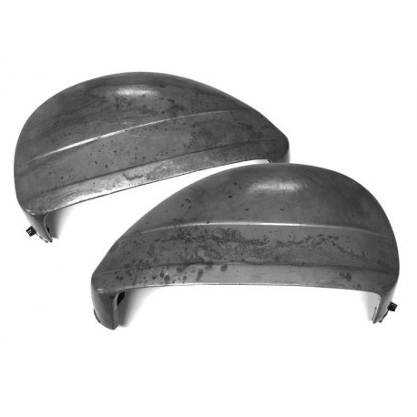 Pair of side panels for vespa px/pe without indicators