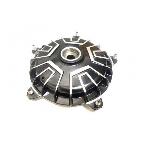 Rear wheel drum for vespa px/pe/arcobaleno