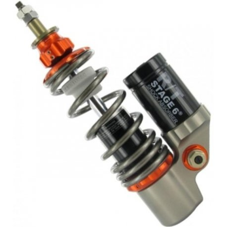 Front shock absorber stage6 for piaggio zip sp