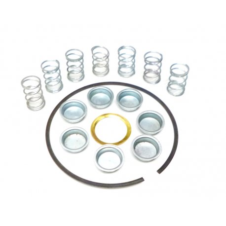 Kit for resetting 7-spring clutch for vespa