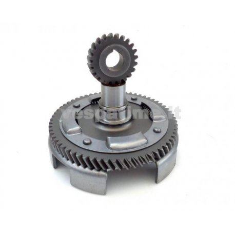 Bell gear ratio primary helicoidal teeth z 22x63 with primary driven gear