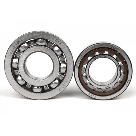 Bearing kit for CRANKCASE Pinasco and vespa T5, 180/200 RALLY, 160GS, 180SS