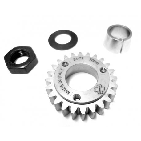 24-teeth pinion complete kit primary 24-72 straight teeth