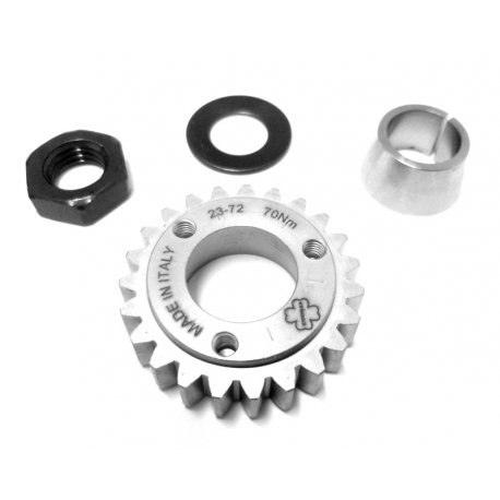 23-teeth pinion complete kit primary 24-72 straight teeth