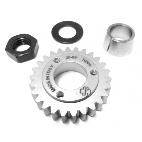 26-teeth pinion complete kit primary 27-69 straight teeth