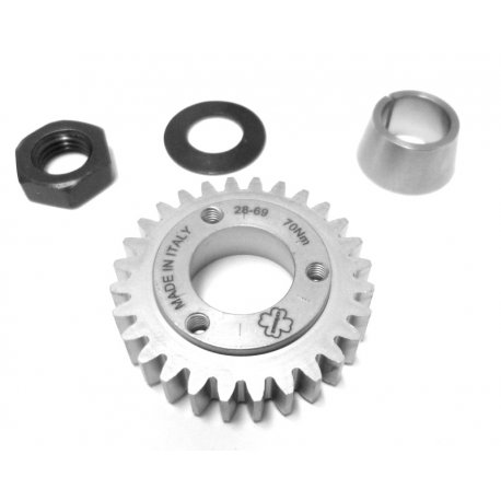 28-teeth pinion complete kit primary 27-69 straight teeth