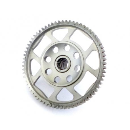 Bell gear with 67 straight teeth for vespa smallframe