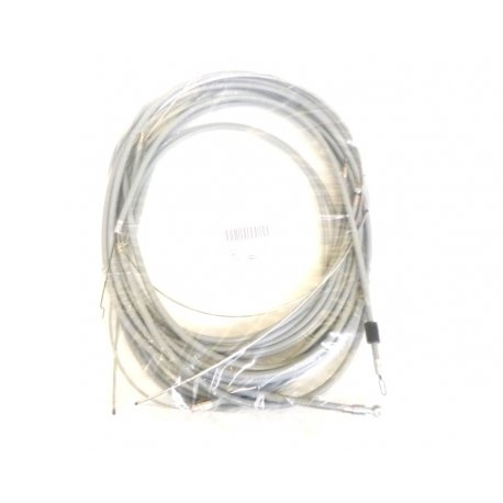 Kit transmission cables plus sheating set for vespa 60s until 180/200 rally included.