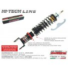 Rear shock absorber made in italy by carbone adjustable vespa pk