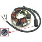 Stator set APE - ape 50 fl3, cross, cross country, 1996-2010
