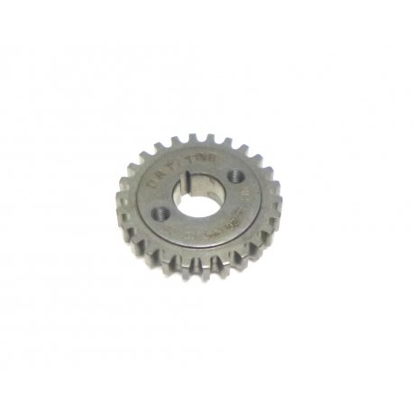 Gear pinion 23 teeth drt for primary Z60 straight teeth