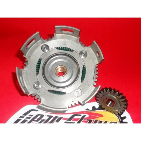 Bell gear ratio primary drt 29-68 straight teeth with rdp basket and reinforced primary driven gear