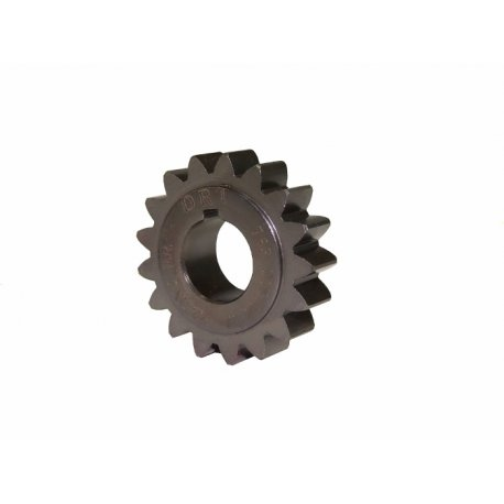 Gear pinion 17 teeth drt for primary Z62 straight teeth