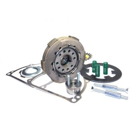 Set clutch drt crazy horse with 6 synt discs