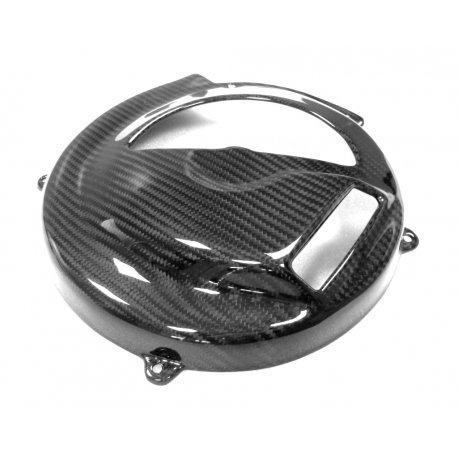 Flywheel cover carbon vespa smallframe