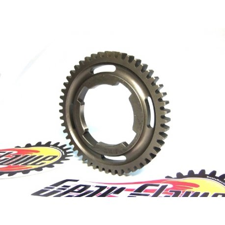 Gear cog 3rd long drt, 48 teeth vespa 50 3 gear