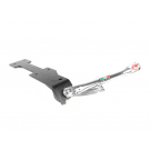 Side stand chromed for vespa px all series