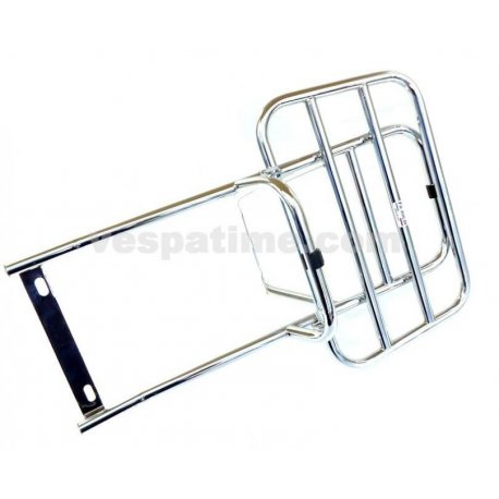 Rear luggage carrier