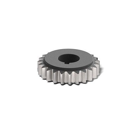 Set bell seven springs drt, steel heat treated with tempered seeger, nut, washer, and spacer