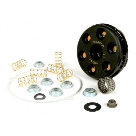 Kit clutch pinasco 6 springs set for vespa faro basso