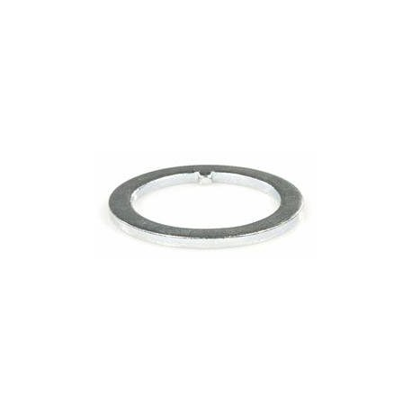 Cover steering set upper with roller bearing cage