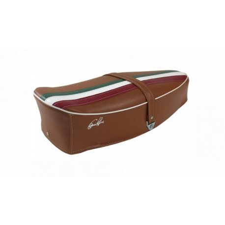 Two-seater saddle white three colors