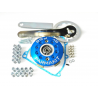 Clutch plc corse for vespa smallframe. made of aluminium cnc machined from solid.
