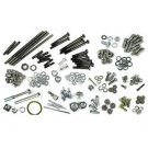 Kit nuts and bolts chassis engine for vespa 50/90/125 primavera/et3