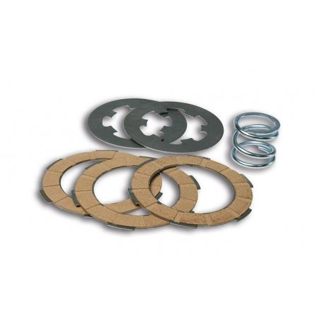 7-disc clutch set with hardened spring for vespa