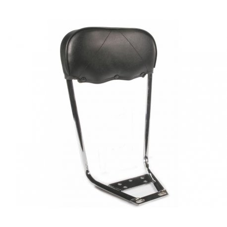 Universal back rest for vespa
