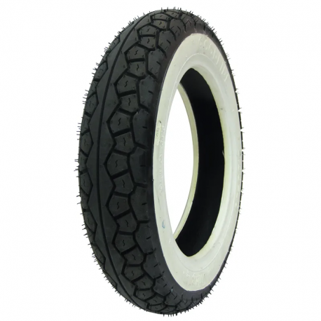 Tyre 3.50-10 white band GOODRIDE