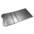 Repairsheet floorboard for Vespa 125 VNB1/2T, 150 VBA1T-VBB1T. length 90 cm
