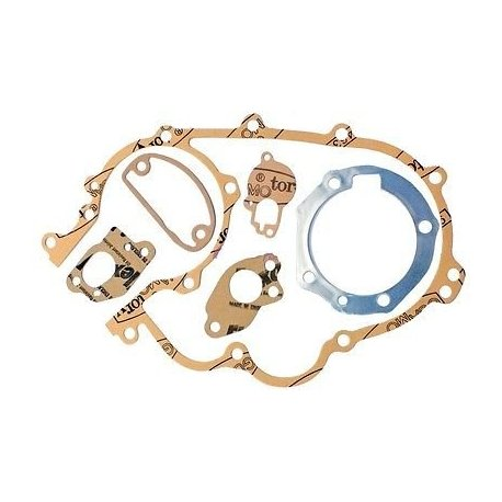 Set gaskets engine for vespa 200 rally, px 200 arcobaleno without mixer