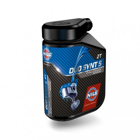 Mixture oil NILS - DUO SYNT S 2T SYNT. 1-litre package