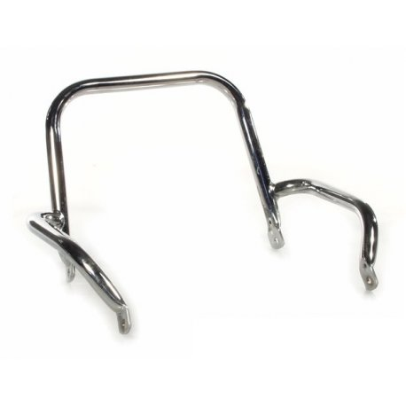 Rear handhold for saddle vespa px/pe