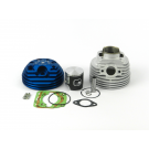 """Cylinder PARMAKIT TOURING 130CC """"PUFFO"""" aluminium for Vespa SMALLFRAME"""