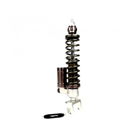 Rear shock absorber bgm pro sc/f12 for vespa smallframe and largeframe