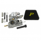 Carburettor pinasco si 28-28 er without mixer