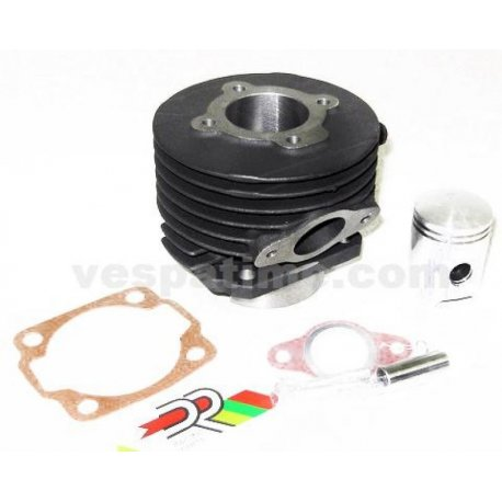 Cylinder dr for vespa 50 38.4 diameter cc 50, 3 transfer ports