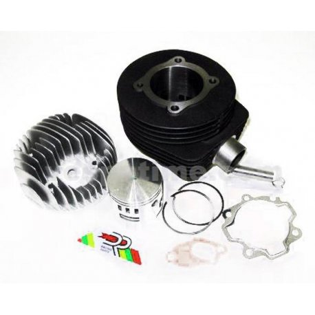 Cylinder dr for vespa px 125/150, 125 ts, 150 sprint veloce, 125 gtr, diameter 63 cc 177, 7 transfer ports