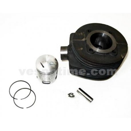 Cylinder and piston cc 150 for vespa 60s/70s, three ports