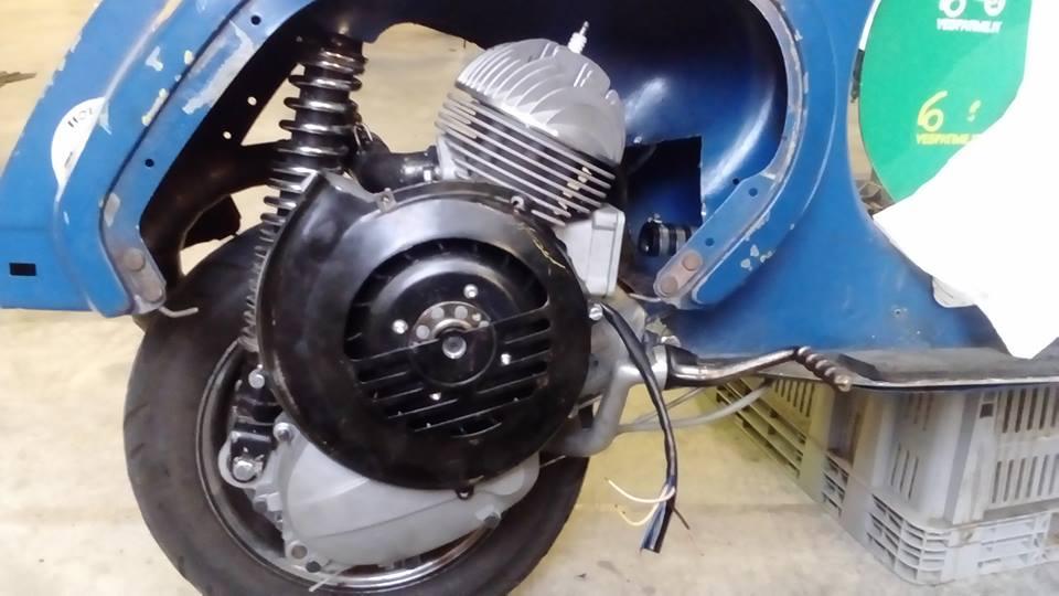 Motore Vespa Pinasco Zuera
