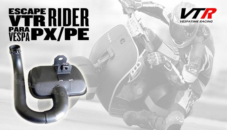 Escape VTR rider