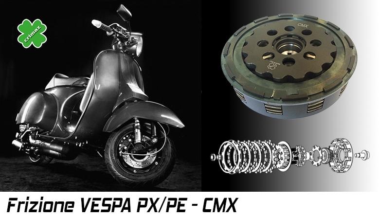 Frizione Crimaz PX/PE CMX