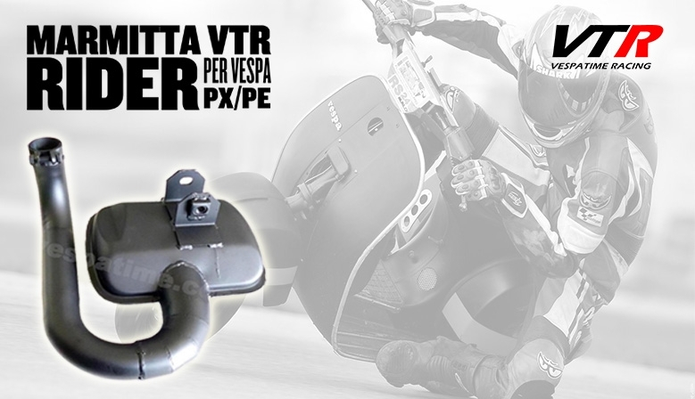 Marmitta VTR Rider